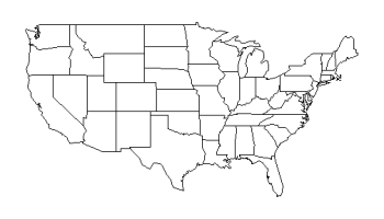 Finally An Easy Way To Fix The Horizontal Lines In Ggplot Maps - Horizontal us map